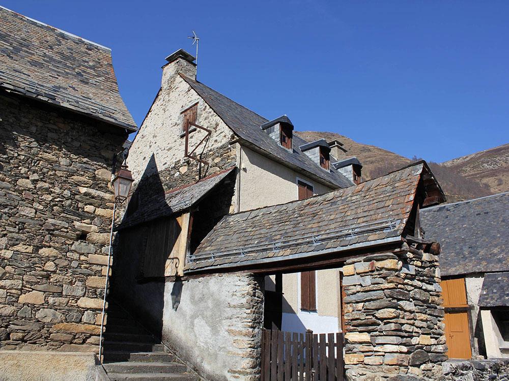 ヨーロッパの古い町並み